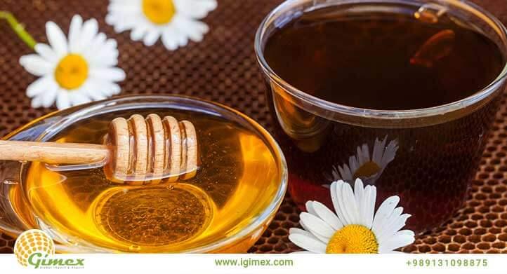 صادرات عسل به عراق
