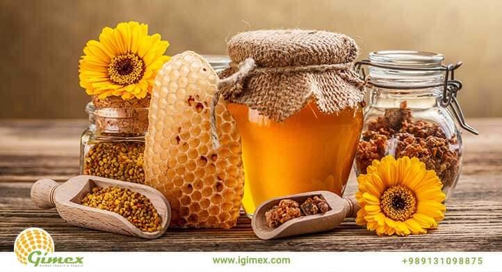 صادرات عسل به روسیه