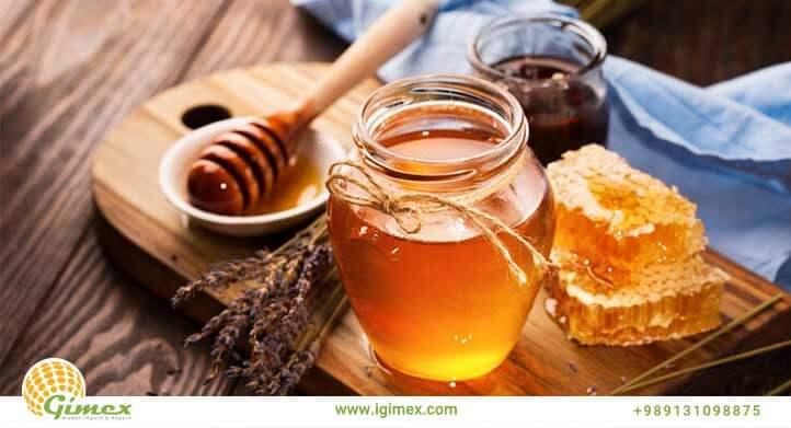 عسل صادراتی مرغوب