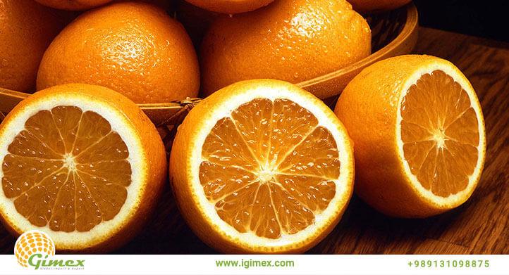 پرتقال صادراتی ایرانی