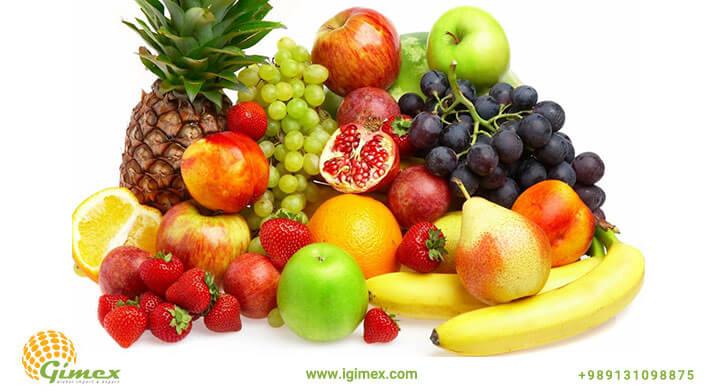 میوه صادراتی اصفهان