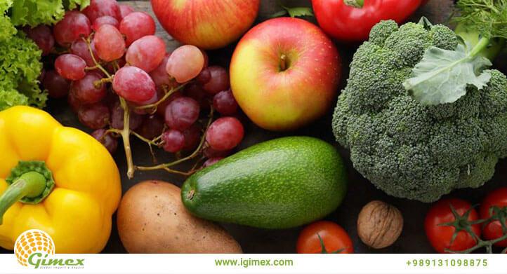 قیمت میوه صادراتی