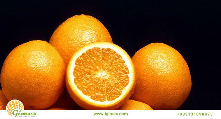 پرتقال صادراتی خوشمزه