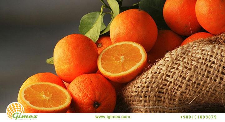 پرتقال صادراتی معطر
