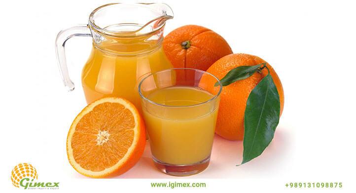 پرتقال صادراتی آب دار