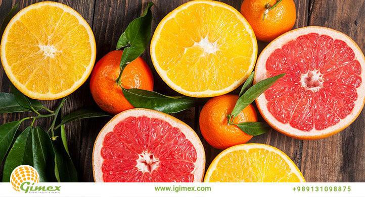 پرتقال صادراتی خوش رنگ