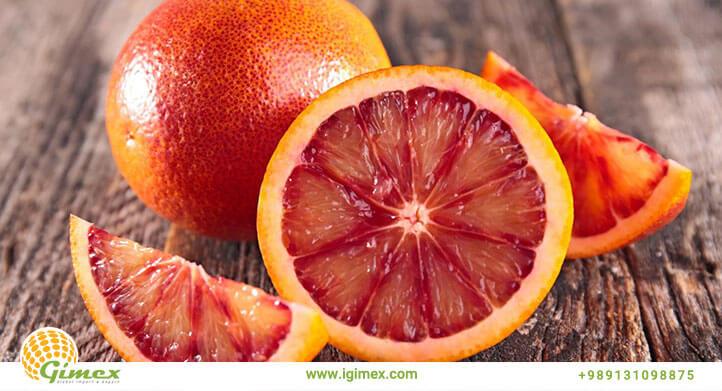 پرتقال صادراتی قرمز
