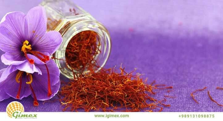 ترخیص زعفران صادراتی