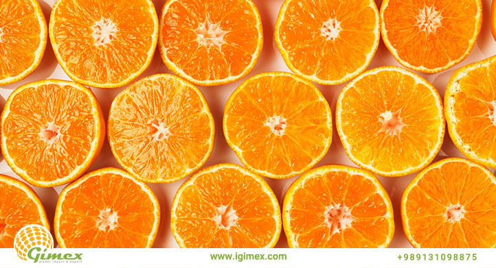 پرتقال صادراتی بریده