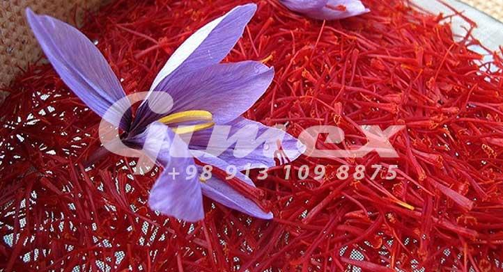 زعفران صادراتی با کیفیت