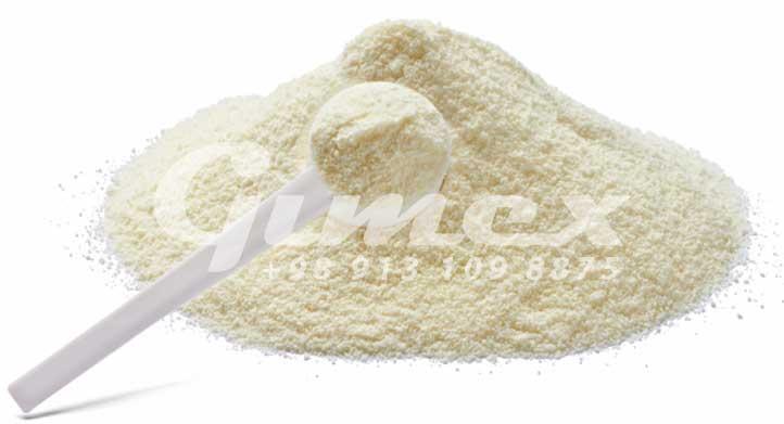 شیر خشک صادراتی ایرانی